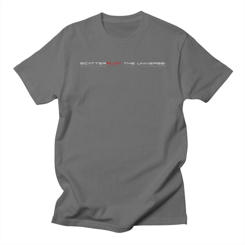 SPTU Dark Theme Men's T-Shirt by Scatterplot The Universe Shop