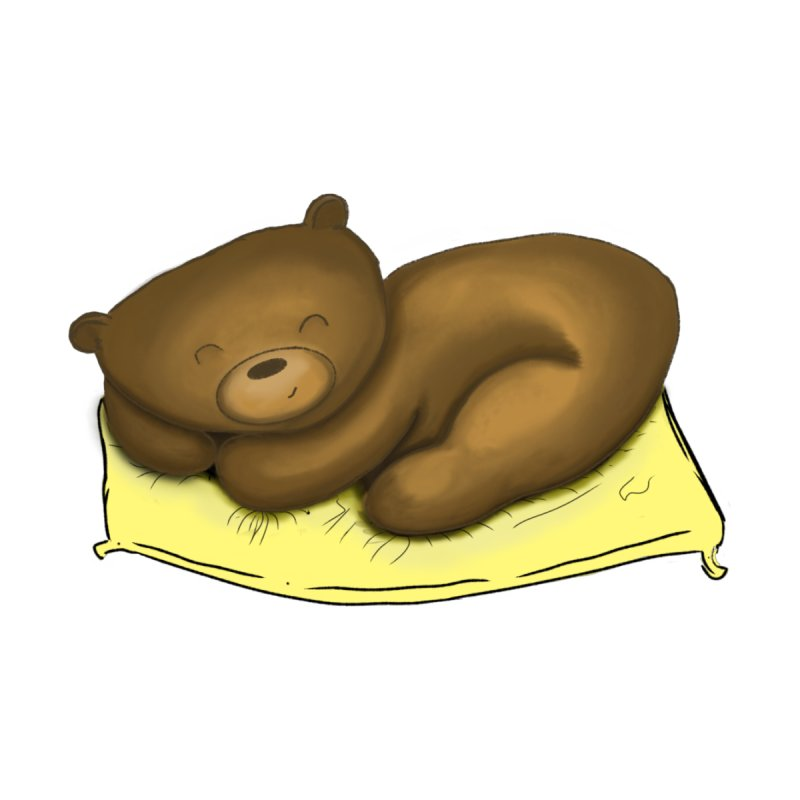 Sleepy bear None  by Schadefox's Artist Shop
