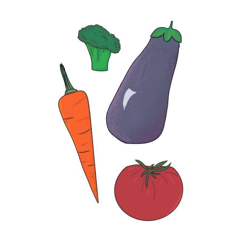 Les Vegetables by Schadefox's Artist Shop