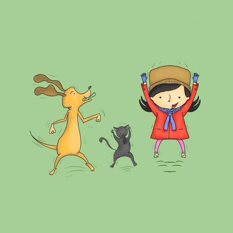 Do the Jumpy jumps. by Schadefox's Artist Shop