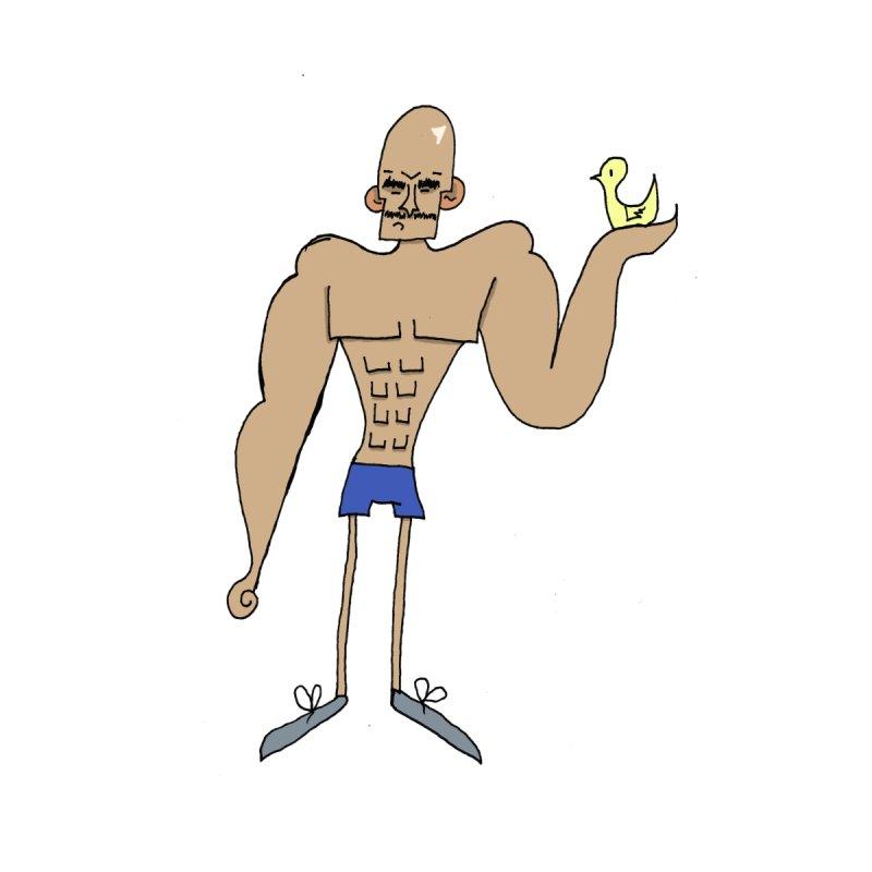 Strong Man by Schadefox's Artist Shop