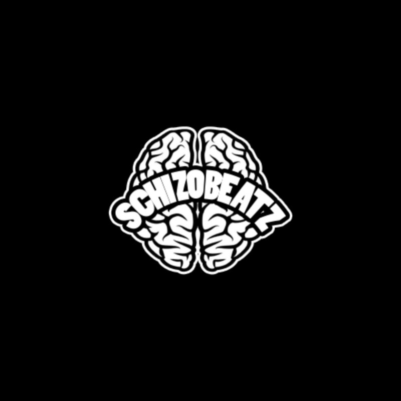 Brain Logo Men's T-Shirt by Schizo