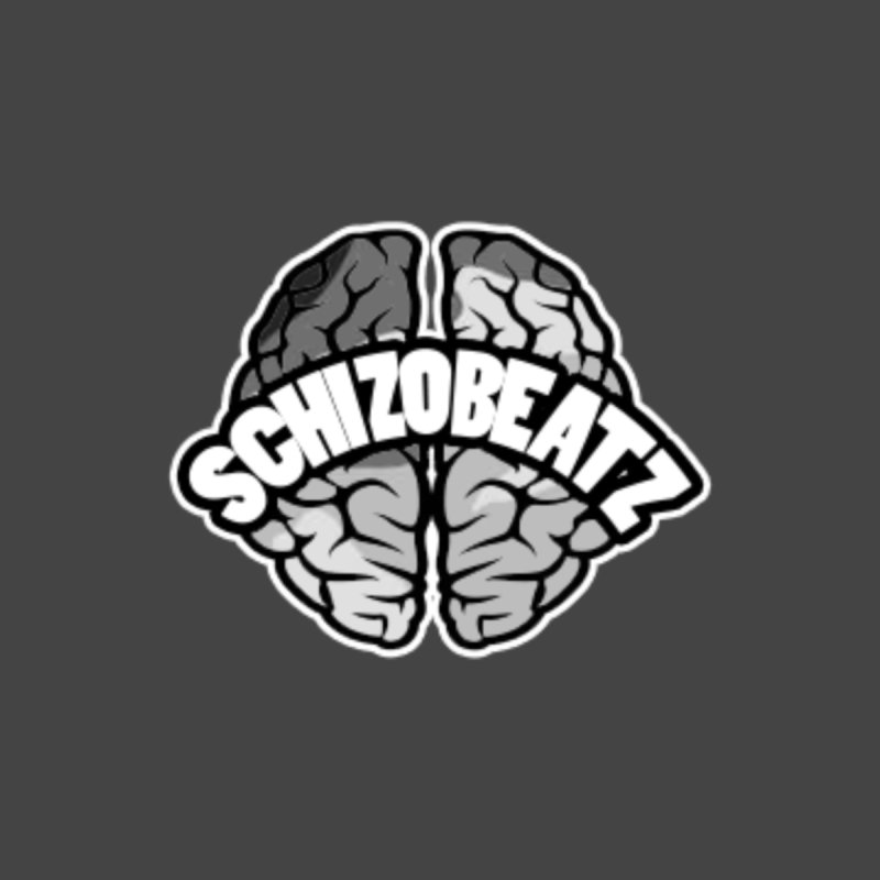 Brain - Camo Men's T-Shirt by Schizo