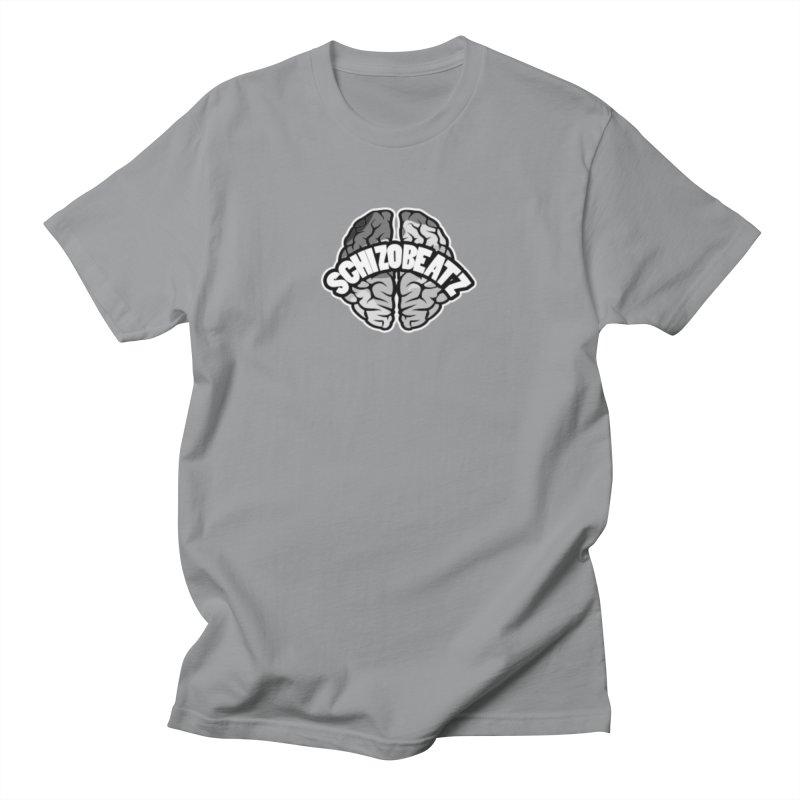 Brain - Camo Men's T-Shirt by Schizo