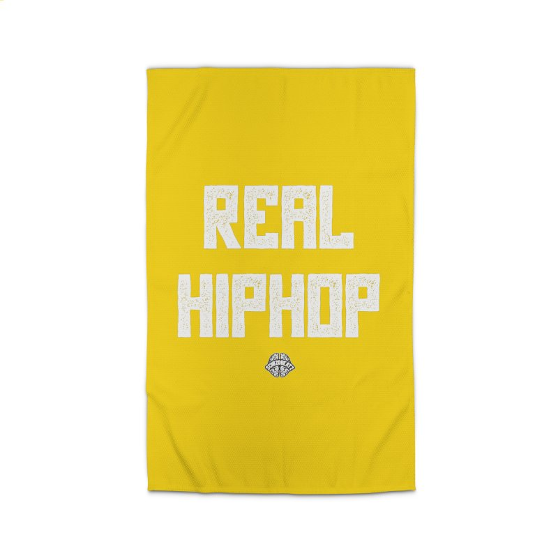 Real Hiphop Home Rug by Schizo