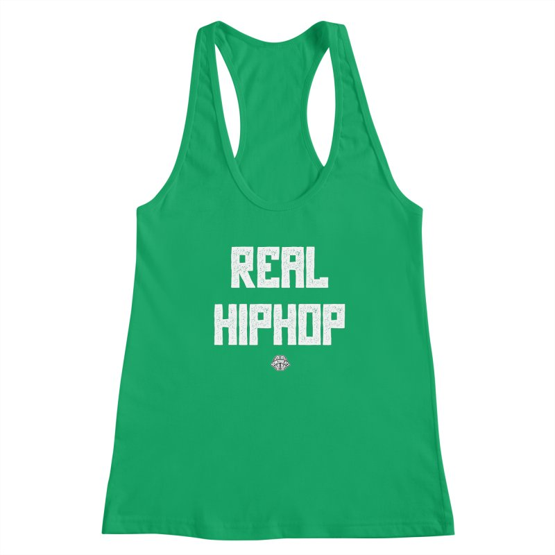 Real Hiphop Women's Tank by Schizo