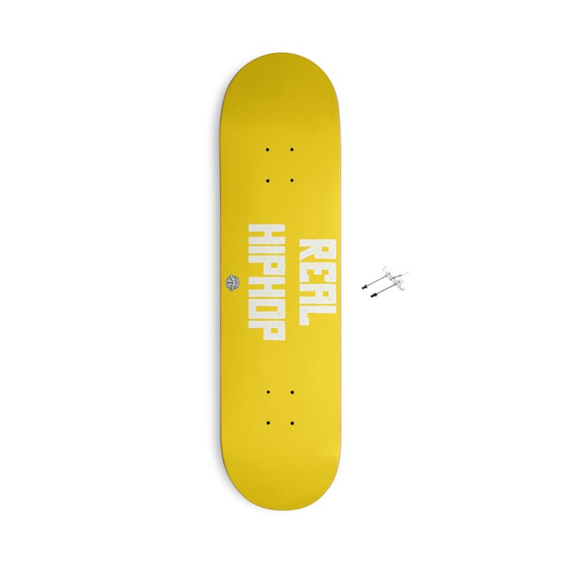 Real Hiphop Accessories Skateboard by Schizo