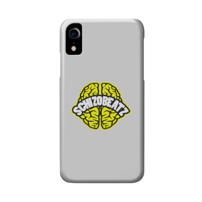Sponge Brain Accessories Phone Case by Schizo