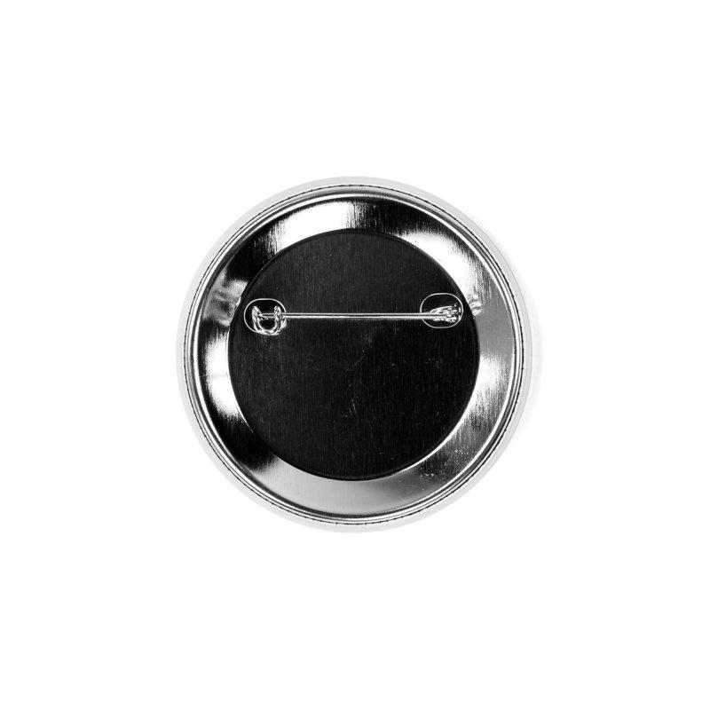 Brain - Red/Grey Accessories Button by Schizo