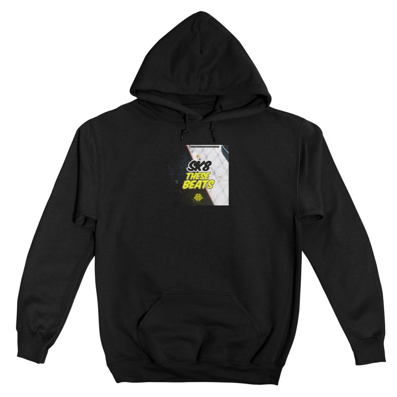 Sk8 These Beats Men's Pullover Hoody by Schizo