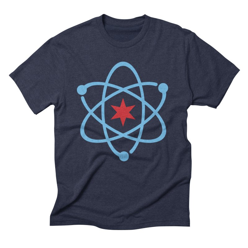 Original Logo Men's T-Shirt by March For Science Chicago