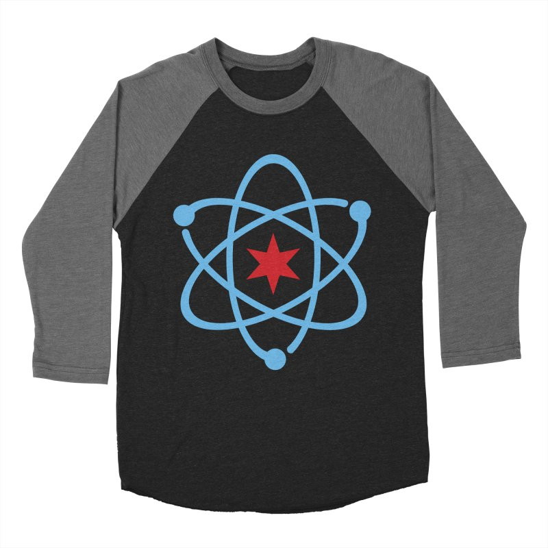 Original Logo Men's Longsleeve T-Shirt by March For Science Chicago