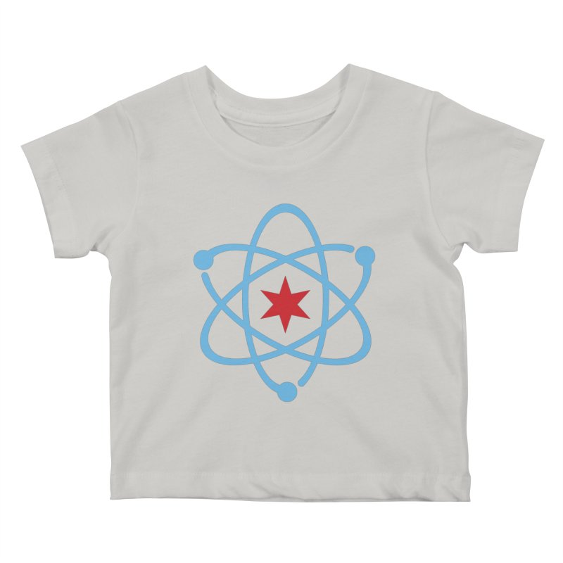 Original Logo Kids Baby T-Shirt by March For Science Chicago