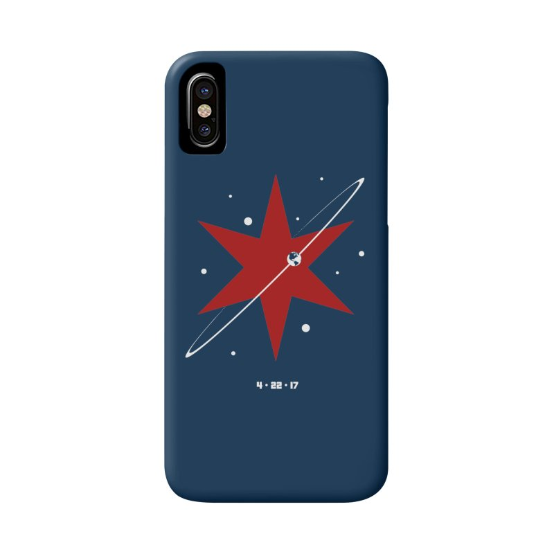 Revolution - Justin Van Genderen of 2046 Design Accessories Phone Case by March For Science Chicago