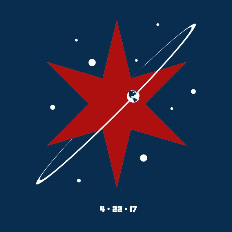 Revolution - Justin Van Genderen of 2046 Design Women's T-Shirt by March For Science Chicago
