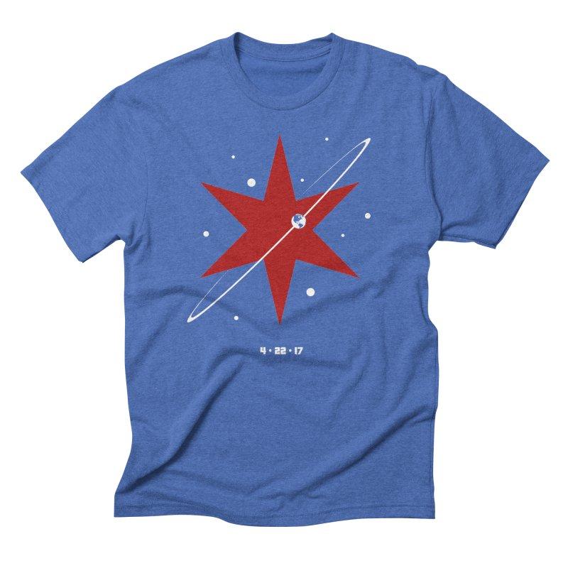 Revolution - Justin Van Genderen of 2046 Design Men's T-Shirt by March For Science Chicago