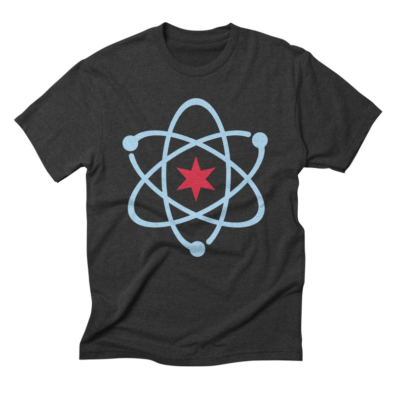 Donation Version - Original Logo Men's T-Shirt by March For Science Chicago
