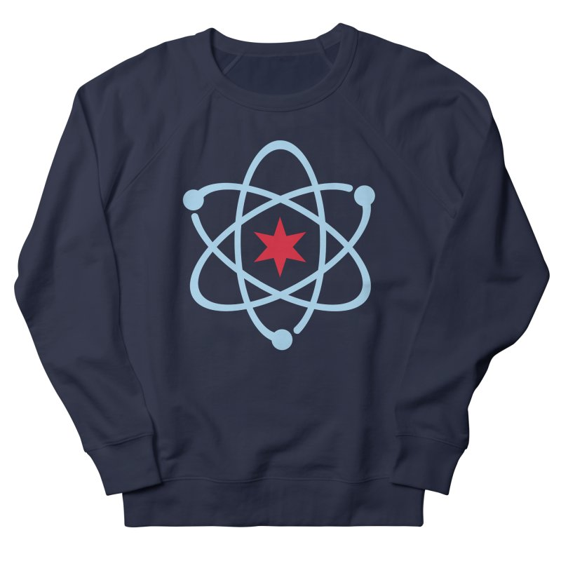 Donation Version - Original Logo Men's Sweatshirt by March For Science Chicago