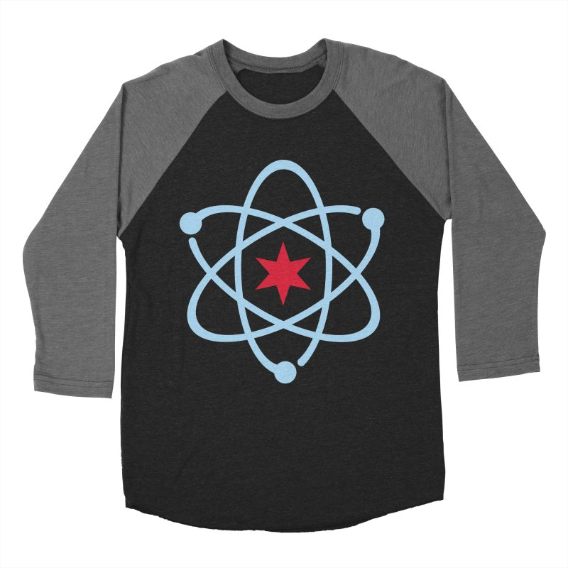 Donation Version - Original Logo Men's Longsleeve T-Shirt by March For Science Chicago