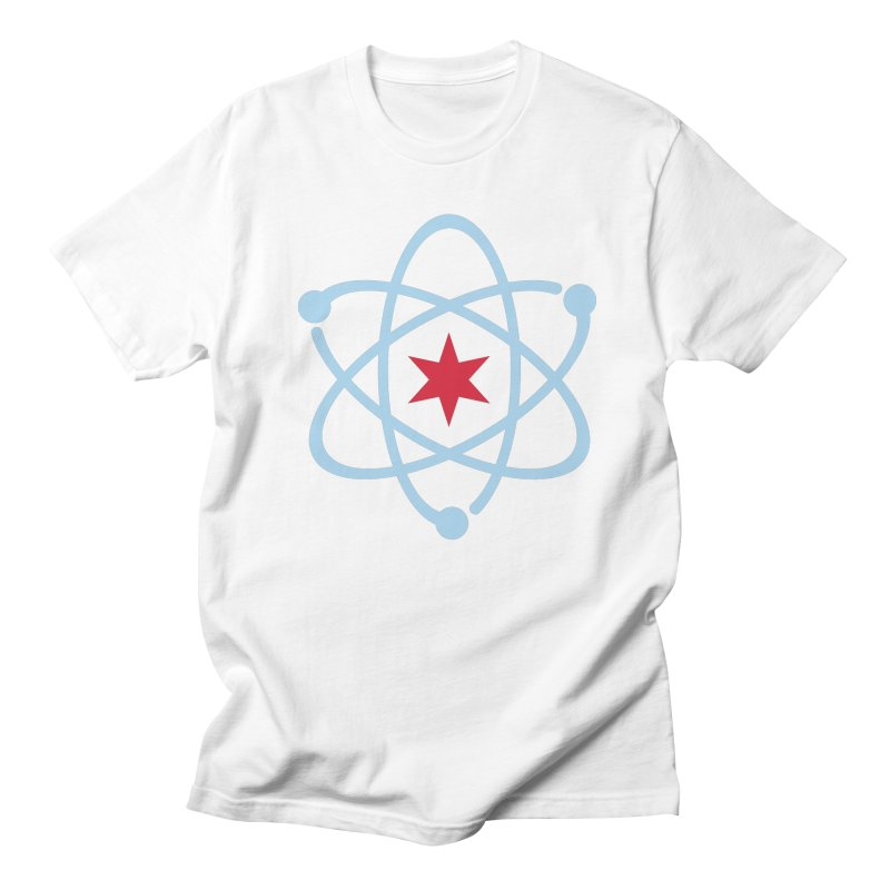 Donation Version - Original Logo Men's Regular T-Shirt by March For Science Chicago