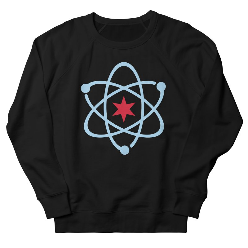 Donation Version - Original Logo Women's French Terry Sweatshirt by March For Science Chicago