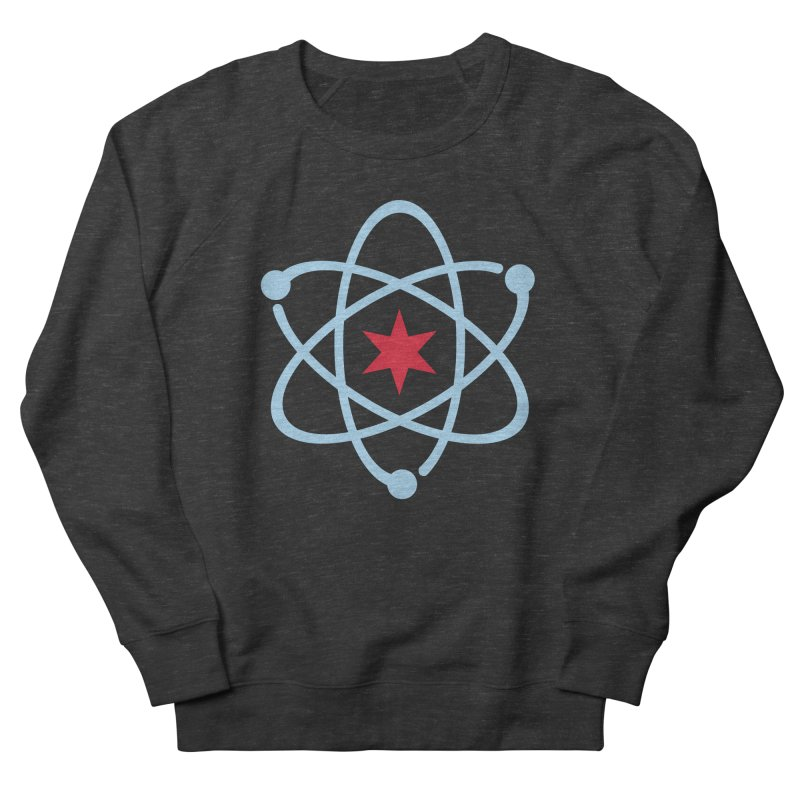 Donation Version - Original Logo Men's French Terry Sweatshirt by March For Science Chicago