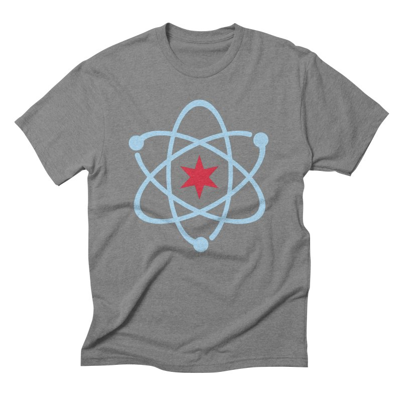Donation Version - Original Logo Men's Triblend T-Shirt by March For Science Chicago