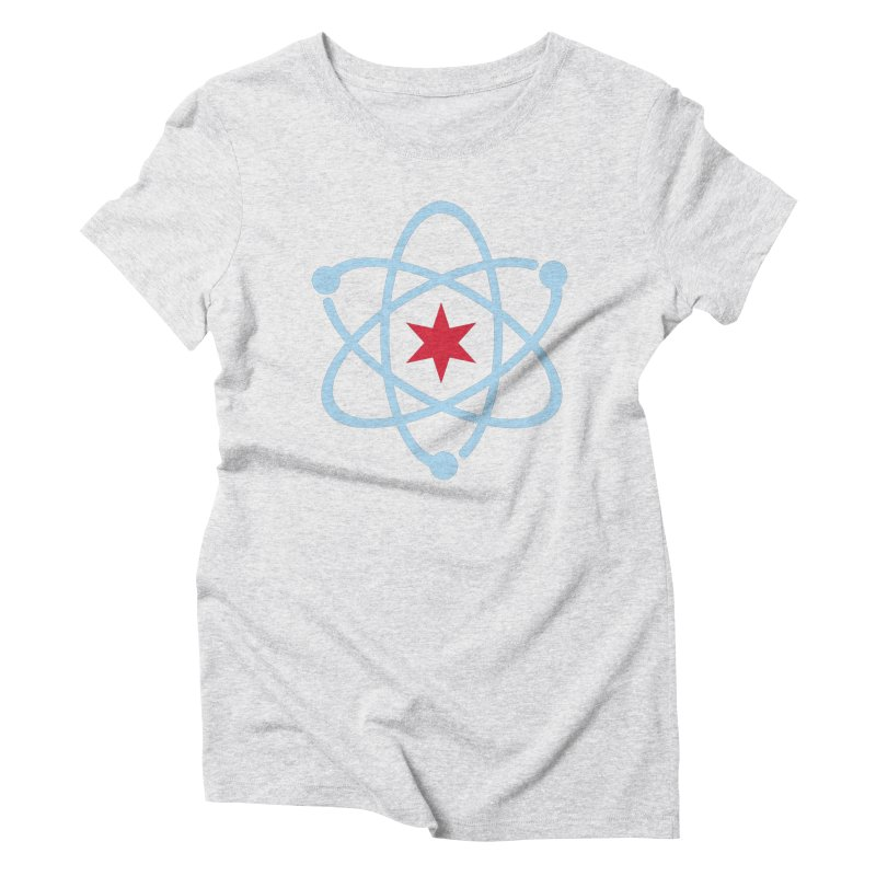 Donation Version - Original Logo Women's T-Shirt by March For Science Chicago