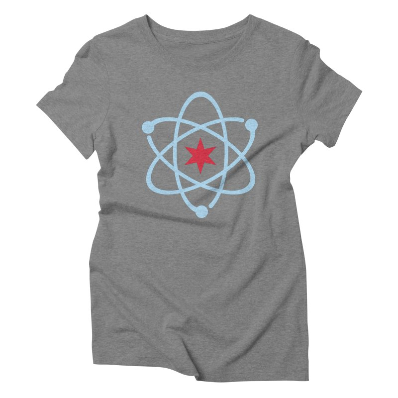 Donation Version - Original Logo Women's Triblend T-Shirt by March For Science Chicago