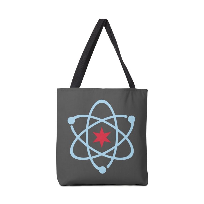 Donation Version - Original Logo Accessories Bag by March For Science Chicago