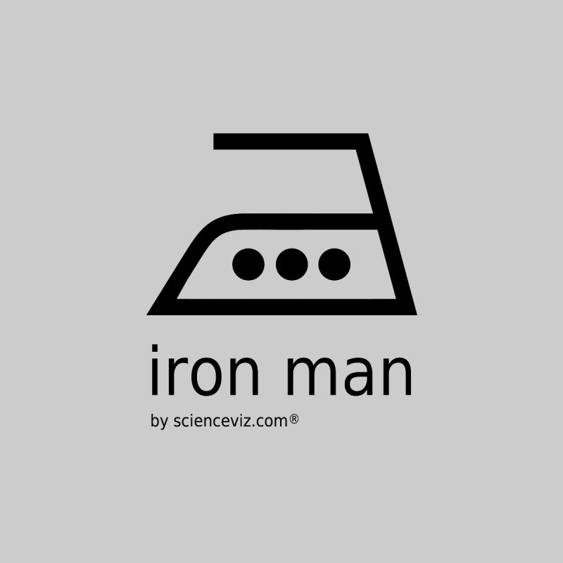 Iron Man by scienceviz's Shop