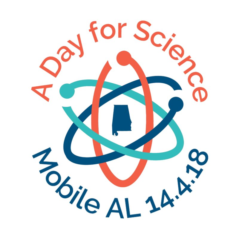 A Day for Science 2018 Men's V-Neck by March for Science Mobile Store