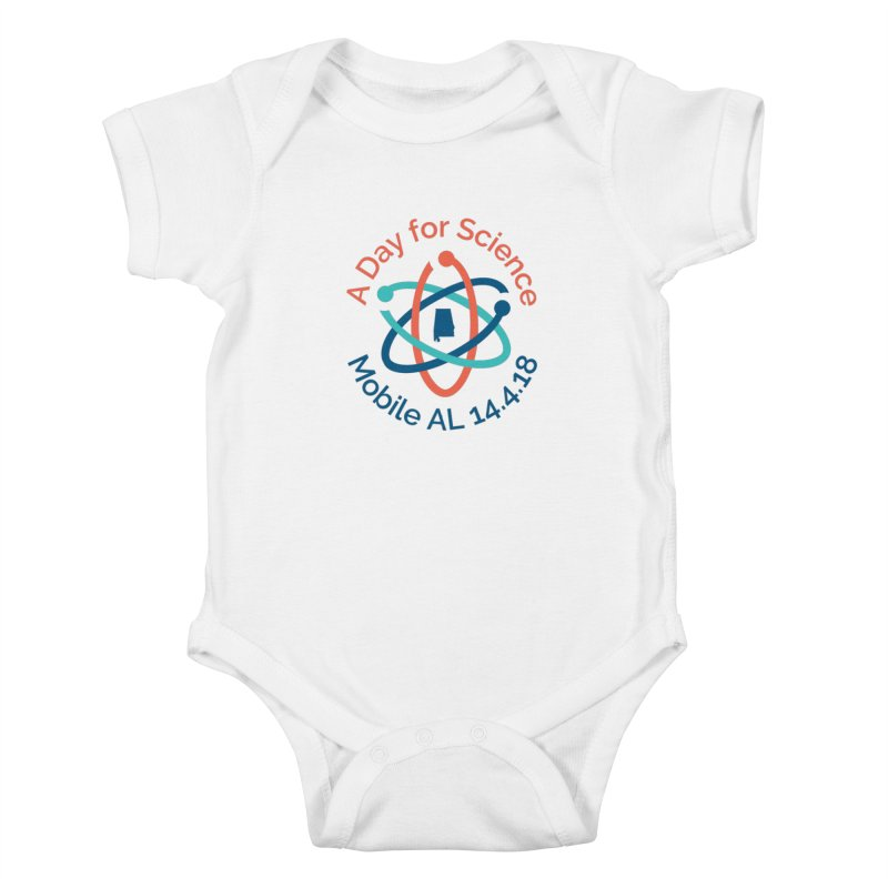 A Day for Science 2018 in Kids Baby Bodysuit White by March for Science Mobile Store