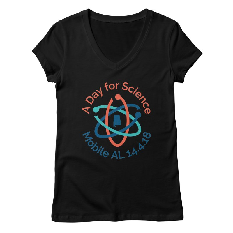 Women's None by March for Science Mobile Store