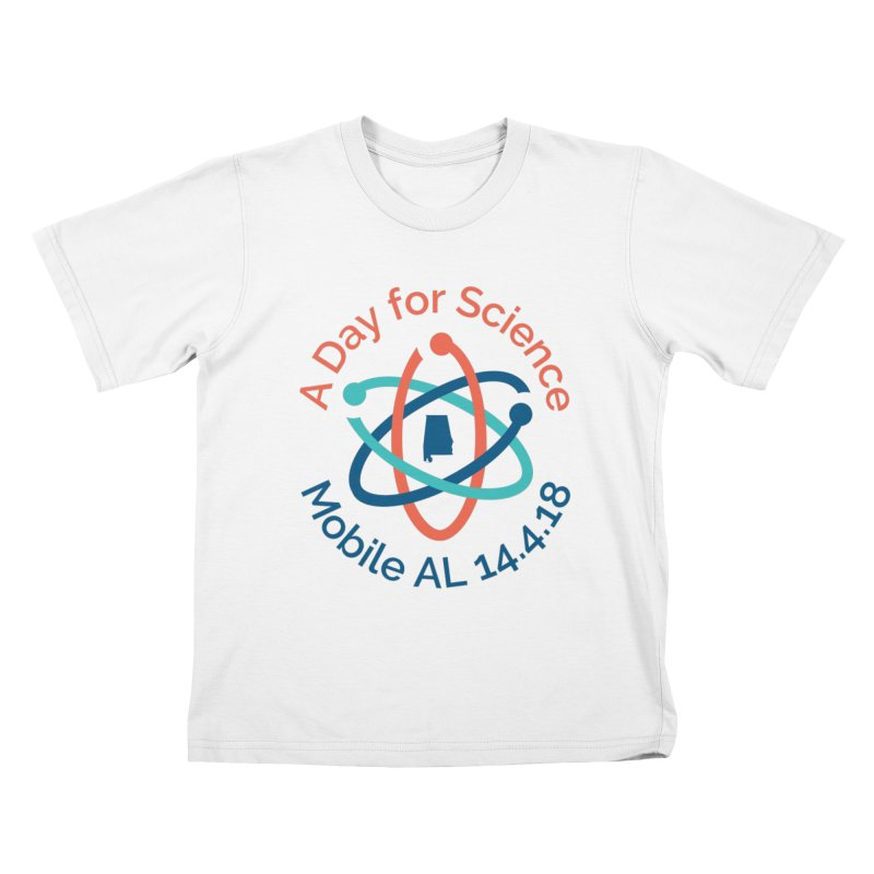 A Day for Science 2018 Kids T-Shirt by March for Science Mobile Store