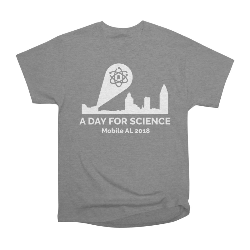 Calling on Science! Women's T-Shirt by March for Science Mobile Store
