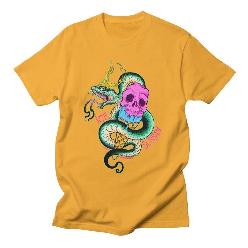 Ice Scream Men's T-Shirt by Scoopie.Life