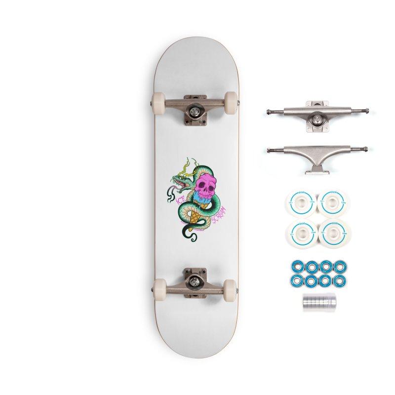 Ice Scream Accessories Skateboard by Scoopie.Life