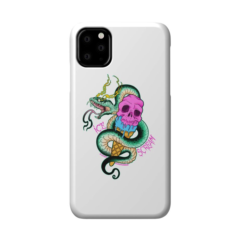 Ice Scream Accessories Phone Case by Scoopie.Life
