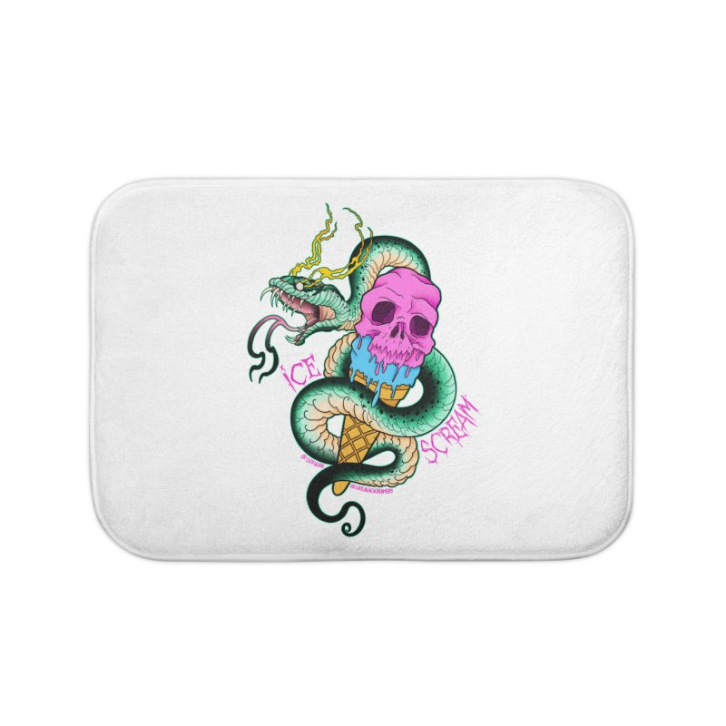 Ice Scream Home Bath Mat by Scoopie.Life