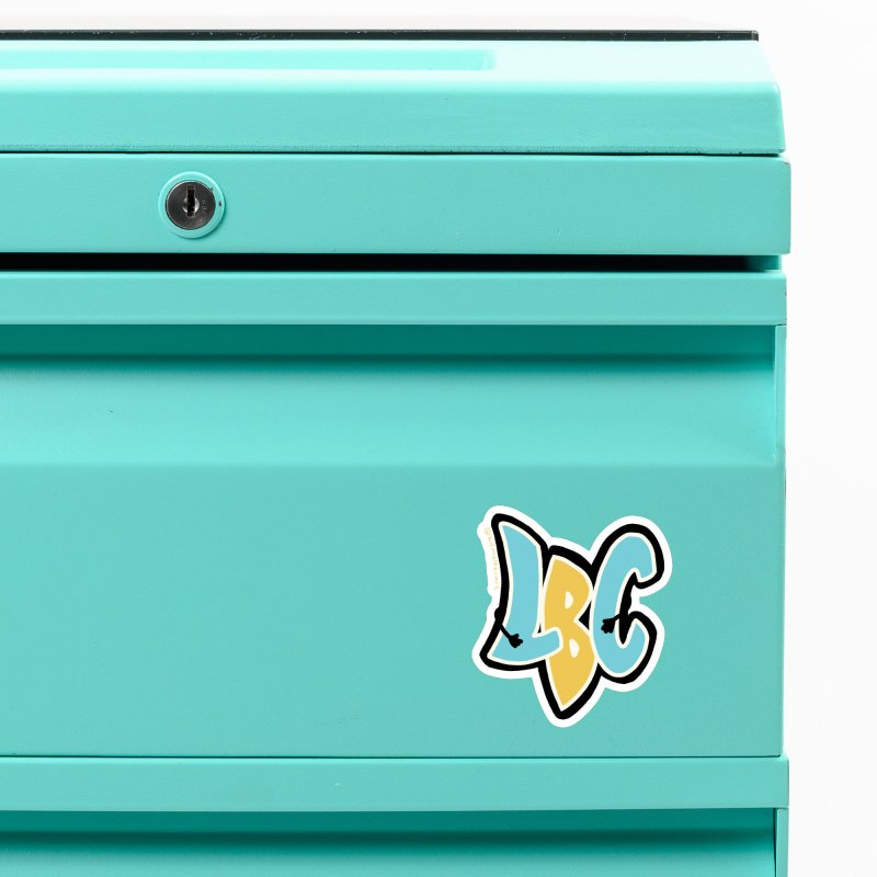 LBC Hug Accessories Magnet by Scoopie.Life