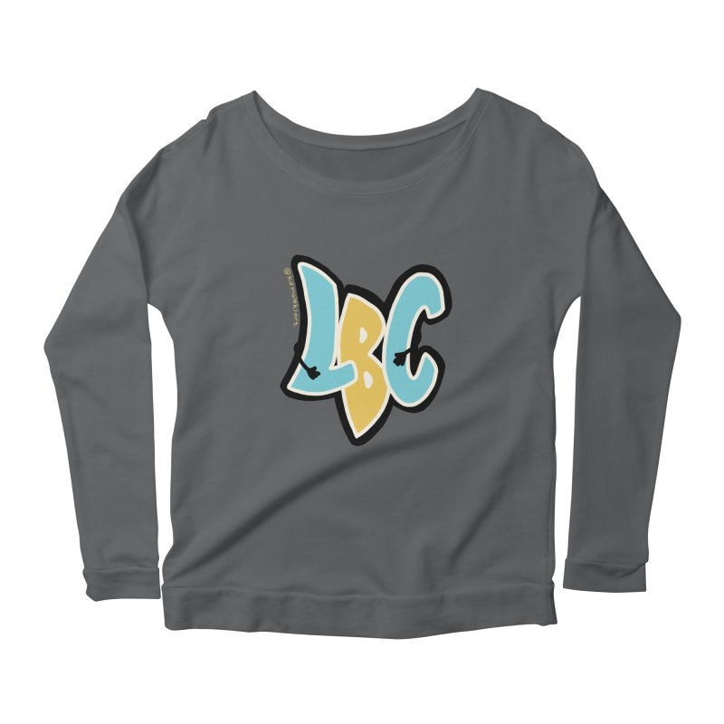 LBC Hug Women's Longsleeve T-Shirt by Scoopie.Life