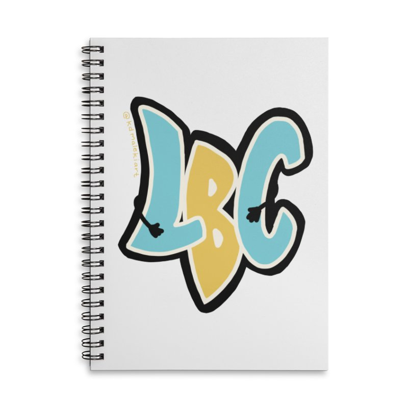 LBC Hug Accessories Notebook by Scoopie.Life