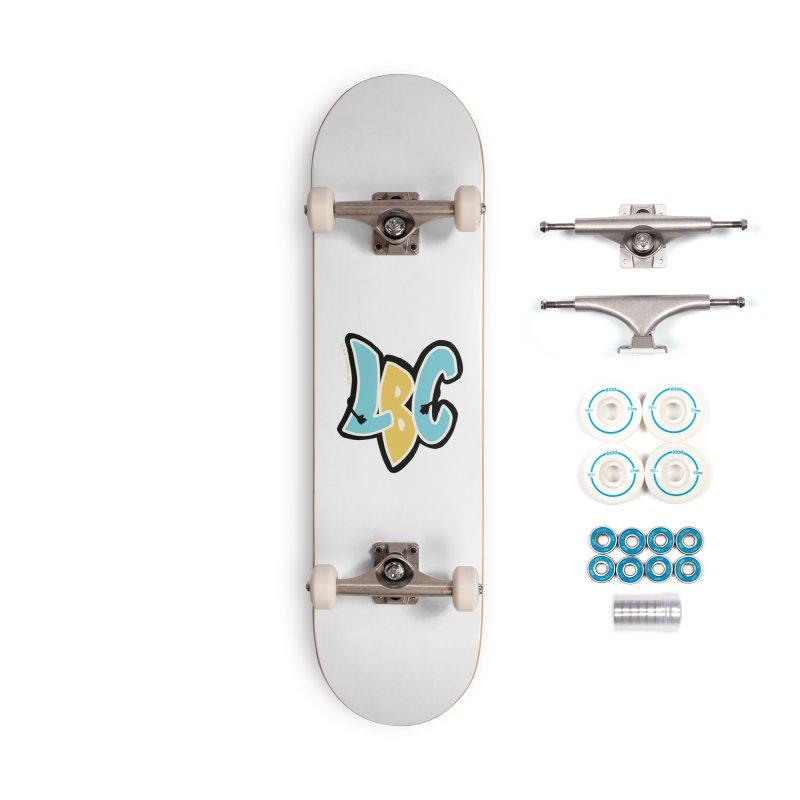 LBC Hug Accessories Skateboard by Scoopie.Life