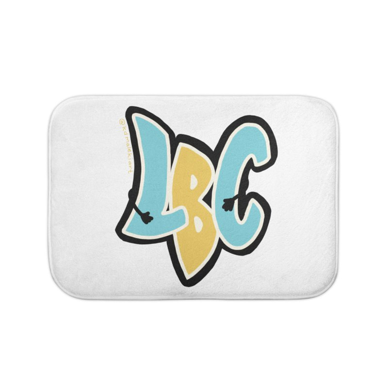 LBC Hug Home Bath Mat by Scoopie.Life