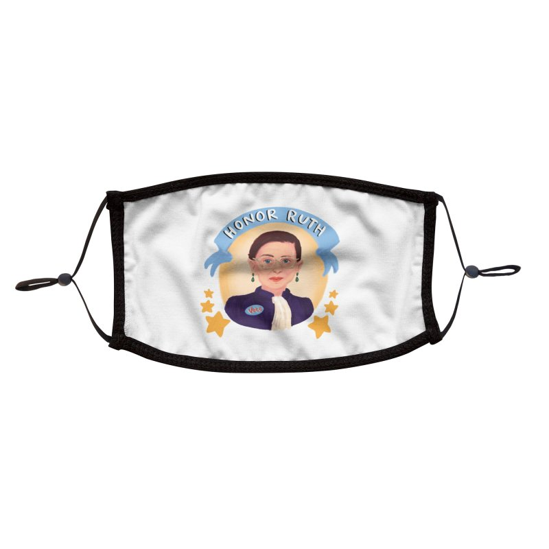 Honor Ruth Accessories Face Mask by Scoopie.Life
