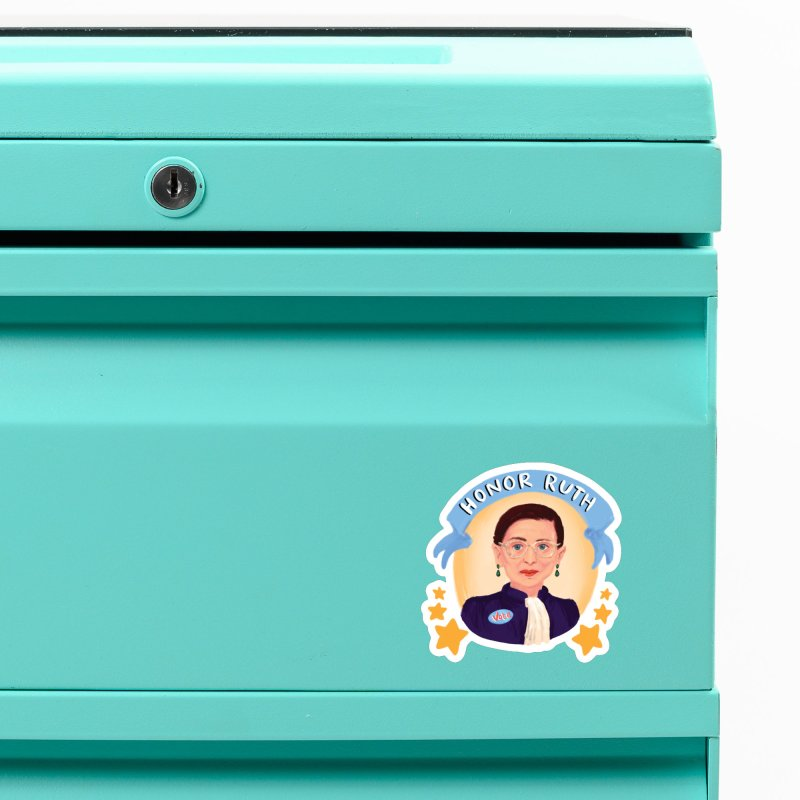 Honor Ruth Accessories Magnet by Scoopie.Life