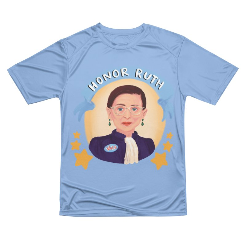 Honor Ruth Men's T-Shirt by Scoopie.Life