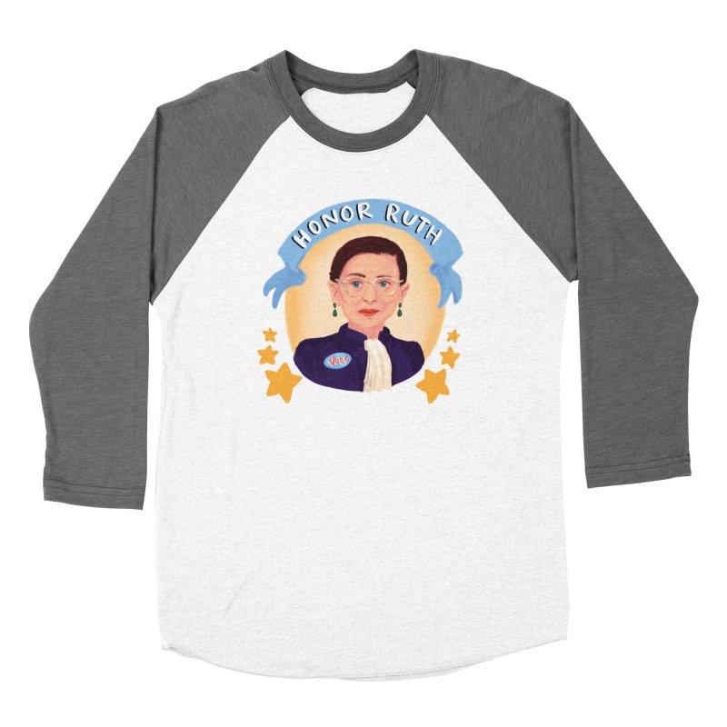 Honor Ruth Women's Longsleeve T-Shirt by Scoopie.Life