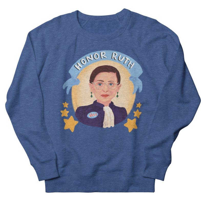 Honor Ruth Men's Sweatshirt by Scoopie.Life